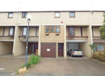 Thumbnail 4 bed town house for sale in North Eleventh Street, Milton Keynes
