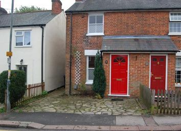 Thumbnail 2 bed terraced house to rent in Newtown Road, Bishops Stortford, Hertfordshire