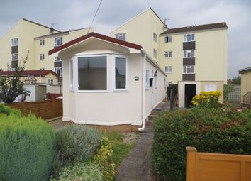 Thumbnail 2 bed mobile/park home for sale in Hill View, Weston Super Mare
