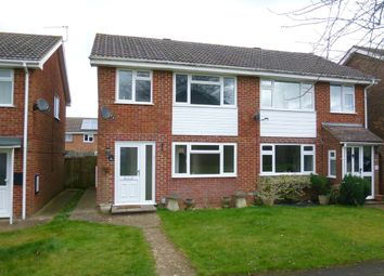 Thumbnail 3 bedroom semi-detached house to rent in Britten Road, Basingstoke
