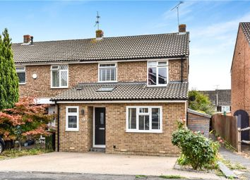 Thumbnail 3 bed semi-detached house for sale in Cornfields, Yateley, Hampshire
