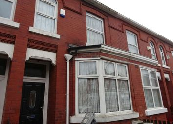 Thumbnail 3 bed terraced house for sale in Premier Street, Old Trafford, Manchester