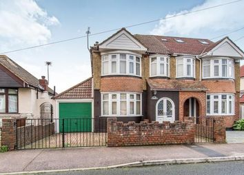Thumbnail 3 bed semi-detached house for sale in Blaker Avenue, Rochester, Kent