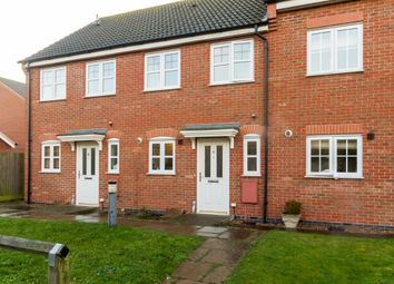 Thumbnail 2 bed terraced house for sale in Mitchell Drive, Spalding