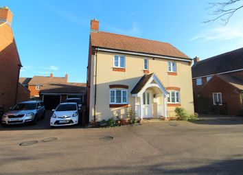 Thumbnail 4 bed detached house for sale in Heron Gardens, Wixams