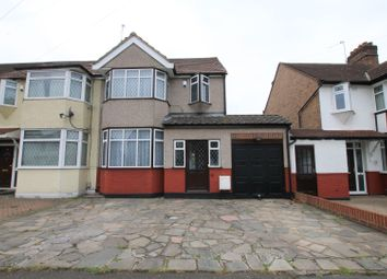 Thumbnail 3 bed semi-detached house for sale in Grenfell Avenue, Hornchurch