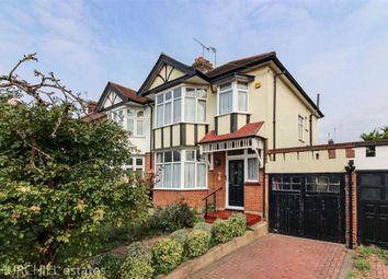 Thumbnail 3 bed semi-detached house for sale in Broadmead Road, Woodford Green