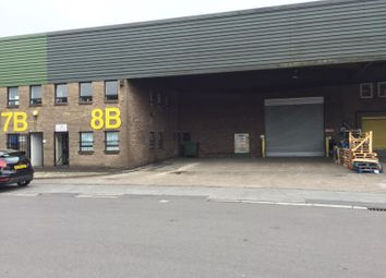 Thumbnail Industrial to let in Unit 8B, Unit 8B, Point 4 Distribution Centre, Second Way, Avonmouth