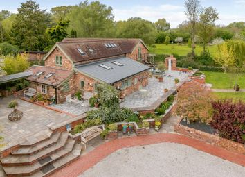 Thumbnail 4 bed detached house for sale in Bransford Court Lane, Bransford, Worcester
