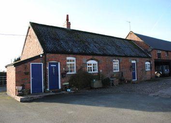 Thumbnail 2 bed barn conversion to rent in Duckington, Malpas, Cheshire