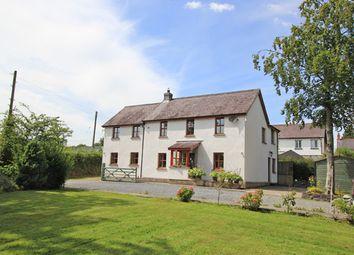 Thumbnail 5 bed detached house for sale in Cwrt Henri, Dryslwyn, Carmarthen, Carmarthenshire