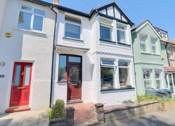 Thumbnail 3 bed terraced house for sale in Cross Road, Purley