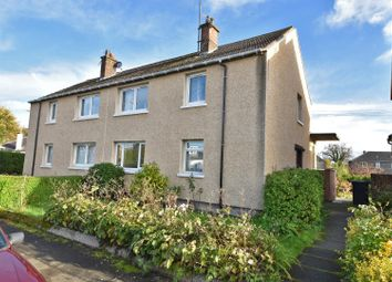 Thumbnail 1 bed flat for sale in 218 Crosslet Rd, Dumbarton