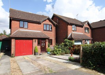 Thumbnail 3 bedroom detached house for sale in Pearsons Way, Copdock, Ipswich