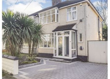 Thumbnail 3 bed semi-detached house for sale in Beauclair Drive, Liverpool