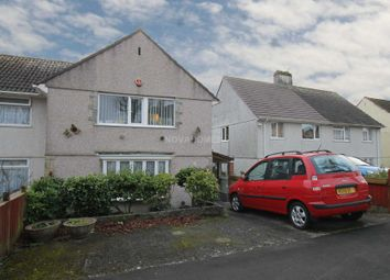 Thumbnail 3 bed semi-detached house for sale in Wanstead Grove, Plymouth