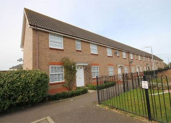 Thumbnail 3 bed end terrace house for sale in Gulls Croft, Braintree, Essex