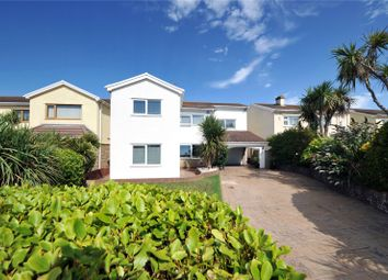 Thumbnail 4 bed detached house for sale in Curlew Close, Rest Bay, Porthcawl
