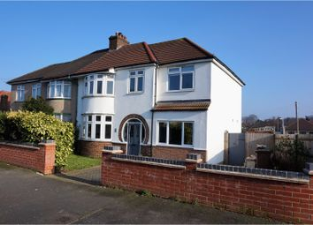 Thumbnail 5 bedroom semi-detached house for sale in Heversham Road, Bexleyheath