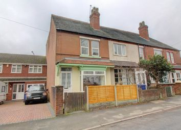 Thumbnail 4 bed end terrace house for sale in Station Road, Hednesford, Cannock