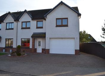 Thumbnail 4 bed flat to rent in Bishops Court, Lossiemouth