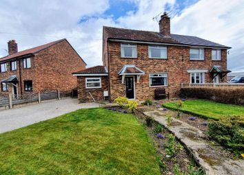 Thumbnail 3 bed semi-detached house for sale in Edgehill Road, Carlisle