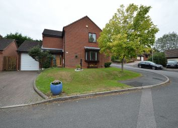 Thumbnail 4 bed detached house for sale in Towbury Close, Oakenshaw South, Redditch