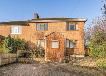 Thumbnail 3 bed semi-detached house for sale in East Avenue, Farnham, Surrey