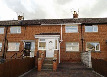 Thumbnail 2 bedroom terraced house for sale in Renwick Walk, Morpeth