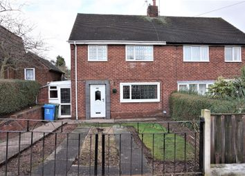 Thumbnail 3 bed semi-detached house for sale in Byron Way, Worksop
