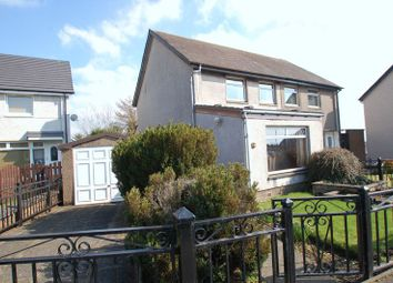 Thumbnail 2 bed semi-detached house for sale in Hailstonegreen, Forth, Lanark