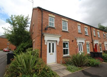 Thumbnail 2 bed terraced house for sale in Clarkson Close, Nuneaton