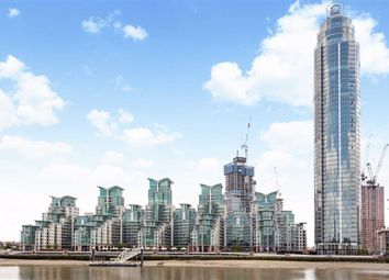 Thumbnail 3 bedroom flat for sale in St. George Wharf, London