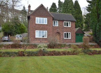 Thumbnail 3 bed detached house for sale in Duffield Road, Little Eaton, Derby