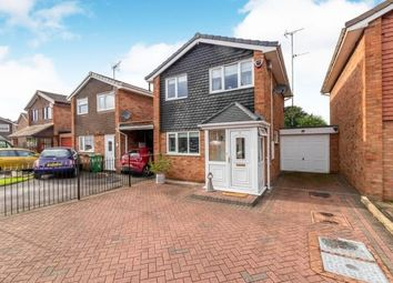 3 bed link-detached house for sale in Oakridge Drive, Willenhall, West Midlands WV12