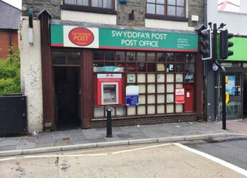 Thumbnail Retail premises for sale in High Street, Ferndale