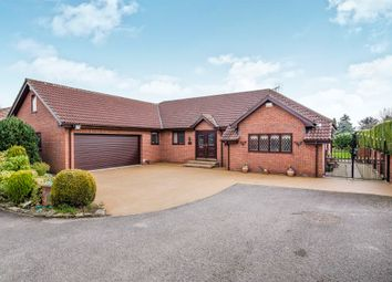 Thumbnail 4 bed detached bungalow for sale in Cherry Garth, Campsall, Doncaster