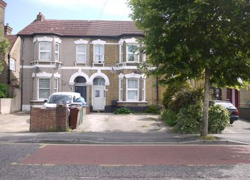 Thumbnail 3 bed flat to rent in Fairlop Road, Leytonstone, London.