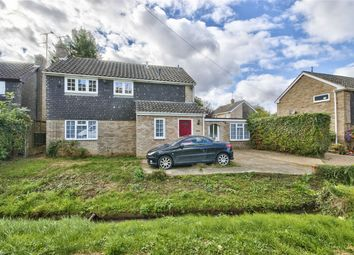 Thumbnail 4 bed detached house for sale in North Road, Alconbury Weston, Huntingdon, Cambridgeshire