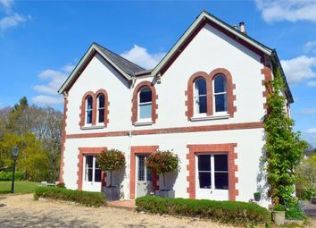 Thumbnail 5 bedroom detached house for sale in West Hill Lane, Budleigh Salterton