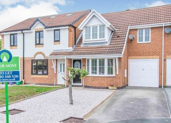 Thumbnail 3 bed property to rent in Springwood Close, Branton, Doncaster