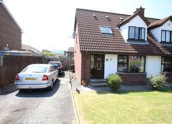 Thumbnail 3 bed semi-detached house for sale in Hillview Road, Carrickfergus