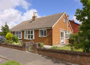 Thumbnail 3 bedroom semi-detached bungalow for sale in Edgeway Place, Thornton-Cleveleys