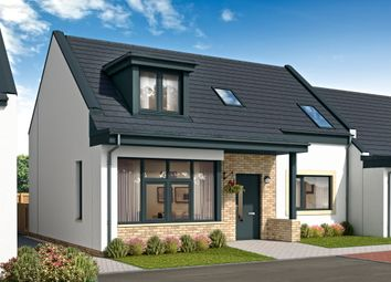 Thumbnail 3 bedroom semi-detached house for sale in The Muirs, Kinross