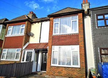Thumbnail 2 bed terraced house to rent in Turkey Road, Bexhill-On-Sea