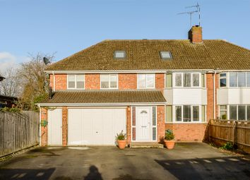 Thumbnail 5 bed semi-detached house for sale in Old Road, Southam, Warwickshire