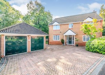 Thumbnail 5 bed detached house for sale in Rufus Close, Rownhams, Southampton