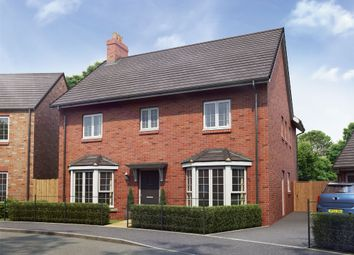 "Thumbnail 4 bed detached house for sale in ""The Sandringham"" at Hartburn, Morpeth"