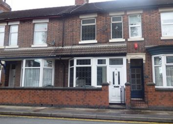 Thumbnail 3 bedroom shared accommodation to rent in Campbell Road, Stoke, Stoke-On-Trent