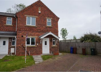 Thumbnail 3 bed semi-detached house for sale in Thornwood Court, Thurnscoe, Rotherham